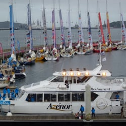 L azenor fran ais port de plaisance du moulin blanc - Restaurant italien brest port de commerce ...
