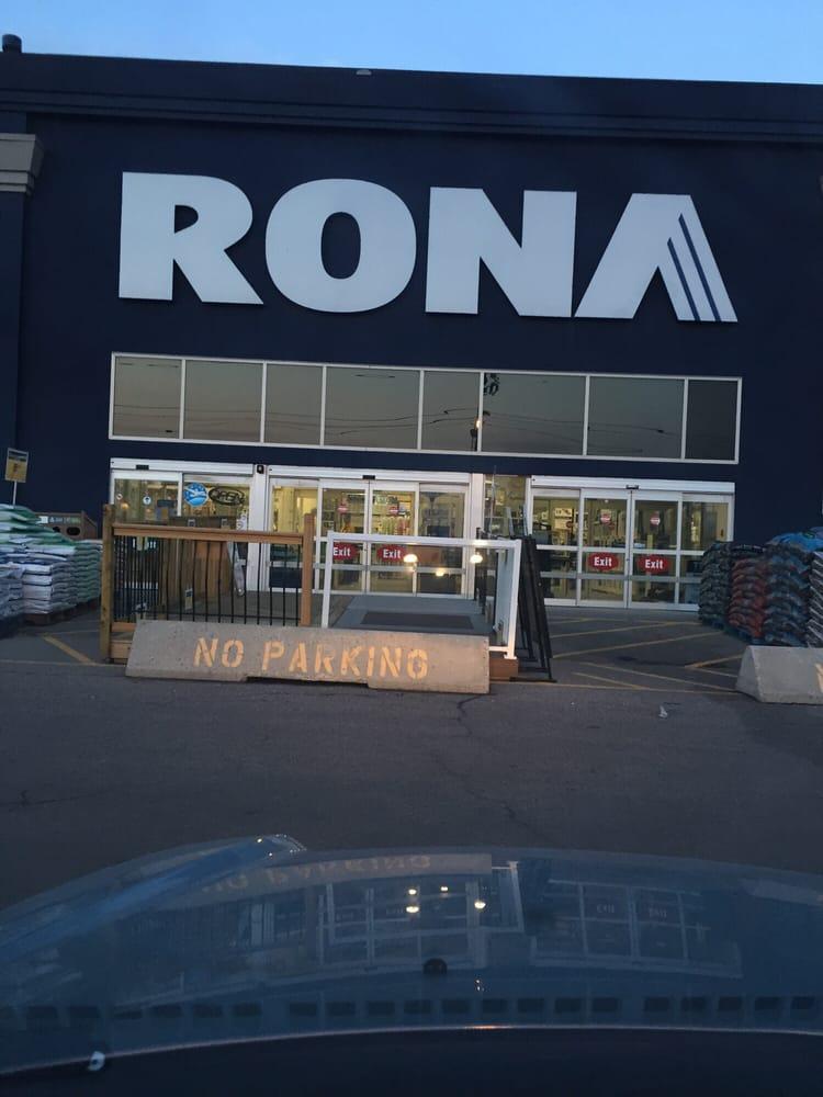 Rona Building Supplies Calgary