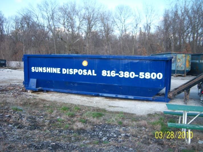 Sunshine Disposal: 23806 S Northridge Rd, Harrisonville, MO
