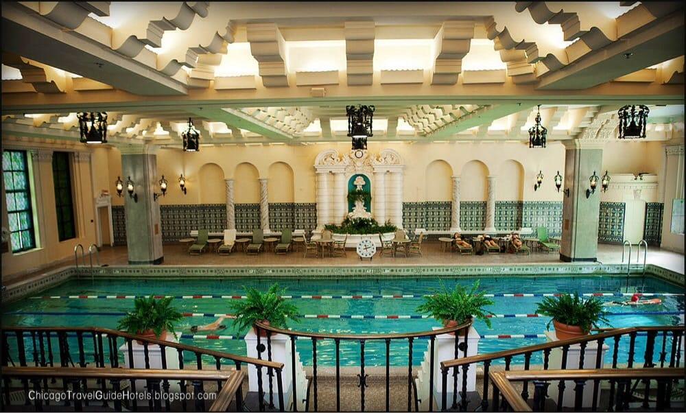 Intercontinental Hotel Pool
