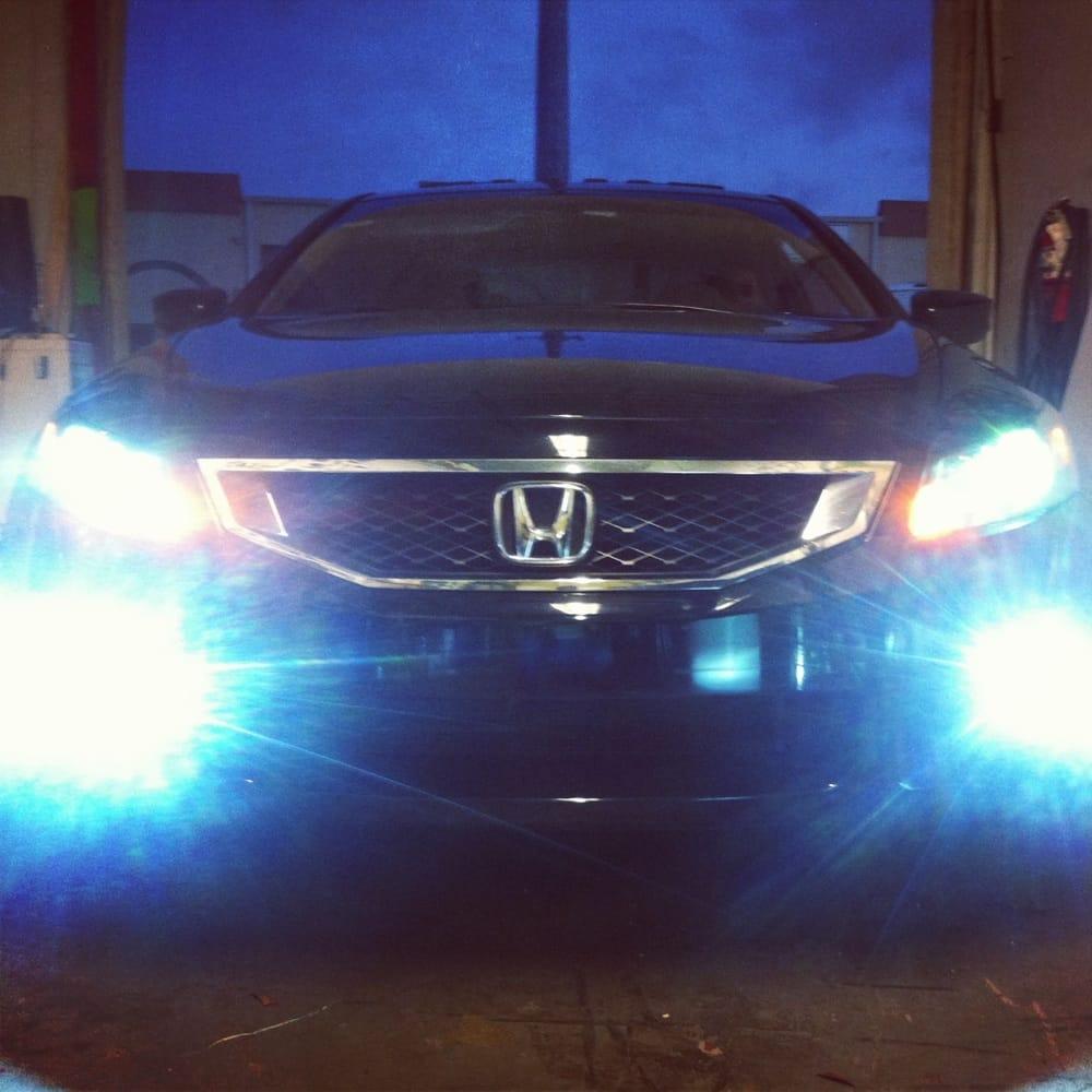 2008 Honda Accord Coupe - Installed new Fog Light ...