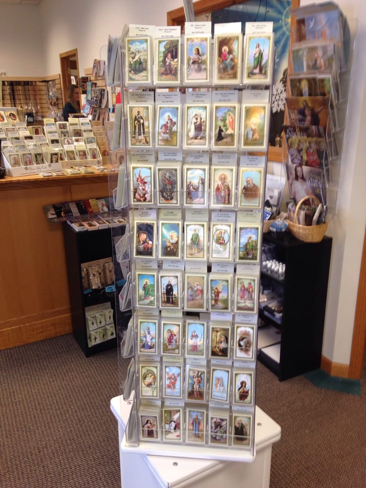 Catholic Gift Store: 772 N Peace Rd, DeKalb, IL