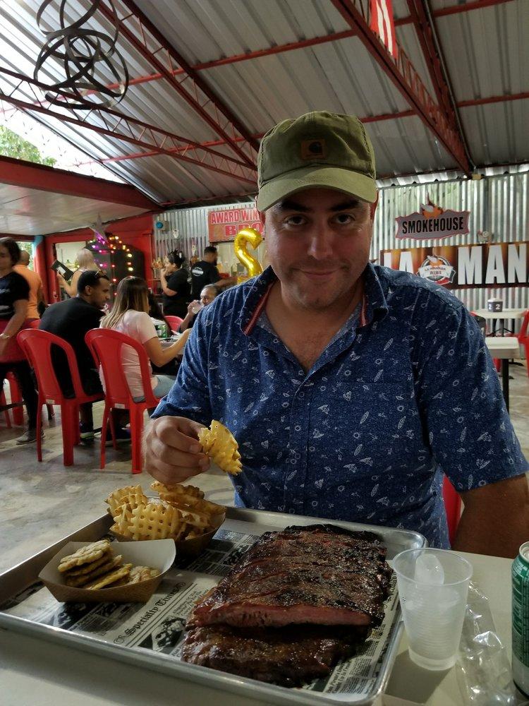 La Manada: Carr 3131 Km. 0.3, Guayanilla, PR
