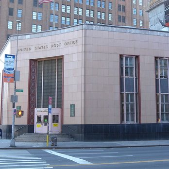 Photo Of US Post Office   New York, NY, United States. Canal Street