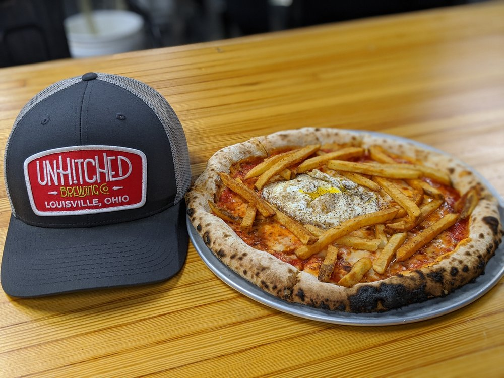 UnHitched Brewing: 115 South Mill St, Louisville, OH
