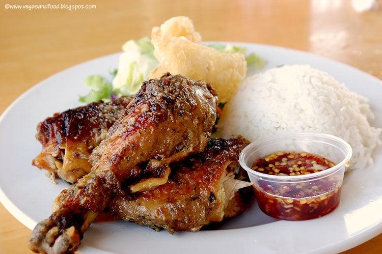 999 thai bbq chicken - Thai Patio