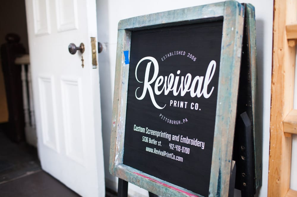 Revival Print Co.