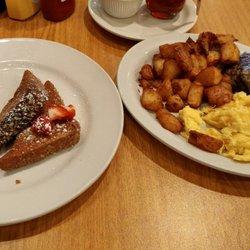 Photo Of Bernie S City Diner Naples Fl United States French Toast Platter