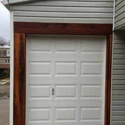 Photo Of Samson Garage Doors   Pittsburgh, PA, United States. Custom  Motorcycle Garage