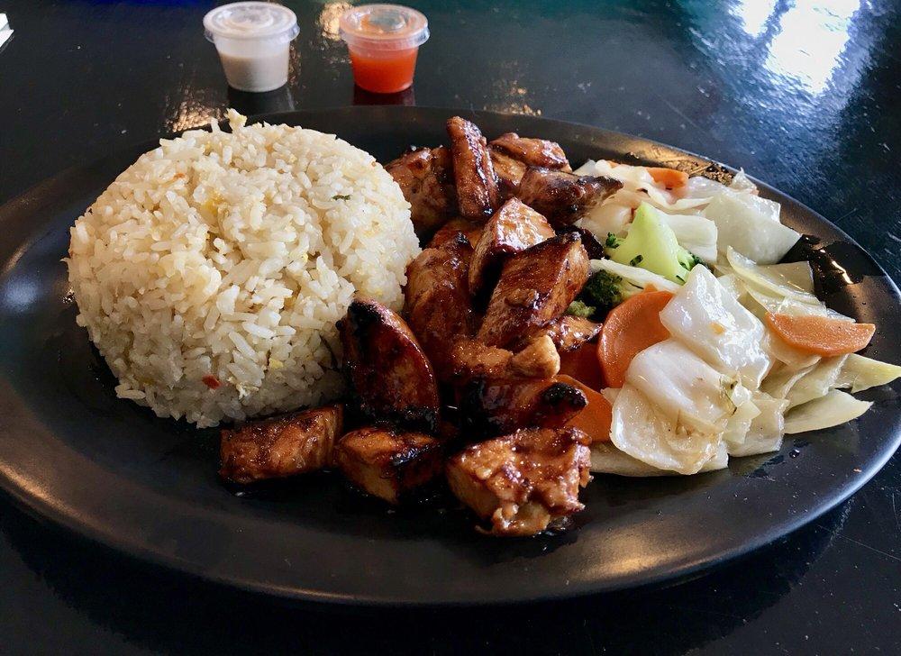 Food from Bob-Bob Korean Grill & Kitchen