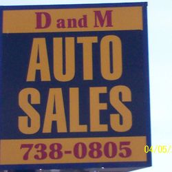 A And M Auto >> D M Auto Sales Request A Quote Car Dealers 240 Nw 4th St