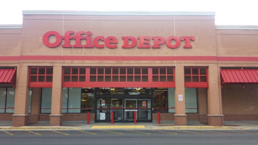 Office Depot: 1858 Catawba Valley Blvd Se, Hickory, NC
