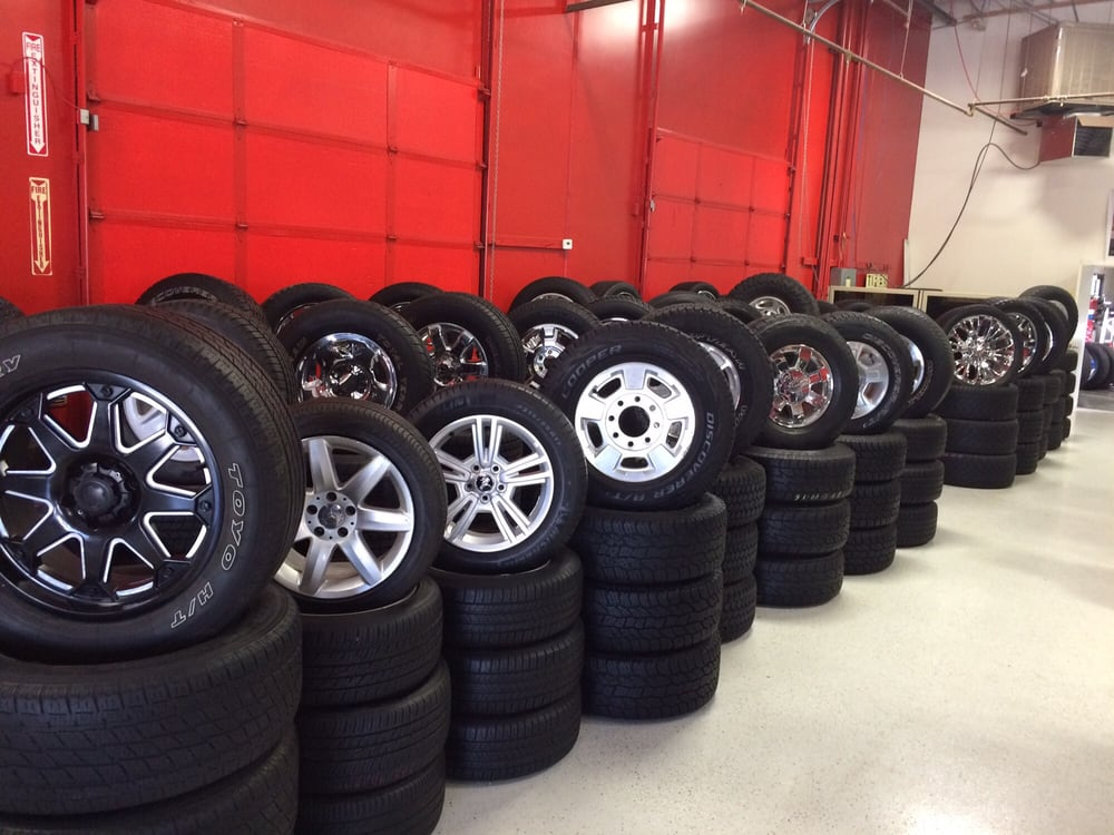 Good value on used tires. - Yelp