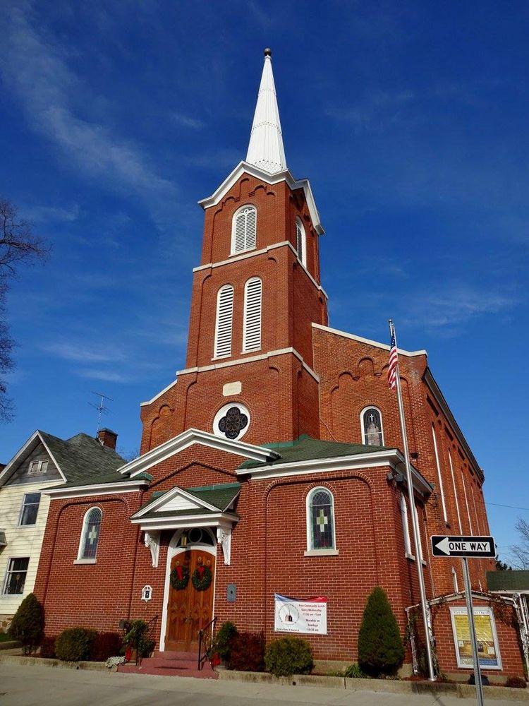 First Presbyterian Church: 200 Cutler St, Allegan, MI