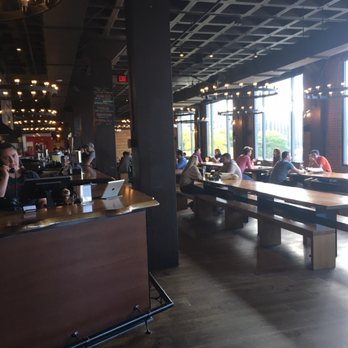 Photo Of Harpoon Brewery Boston Ma United States Taproom At