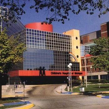Children's Hospital of Michigan - 16 Reviews - Hospitals ...