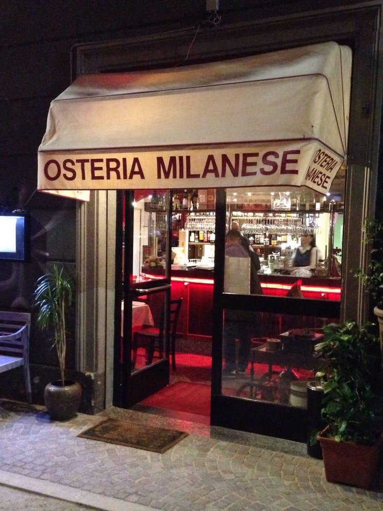 Osteria Milanese Òss Bus