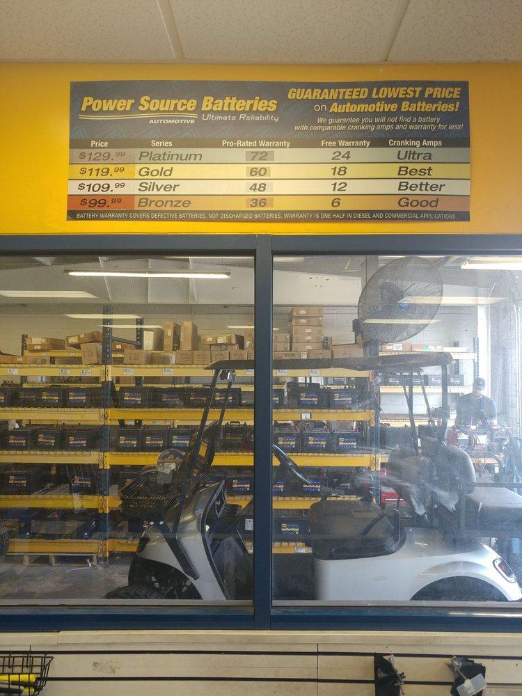 Battery Source: 1704 W I65 Service Rd S, Mobile, AL