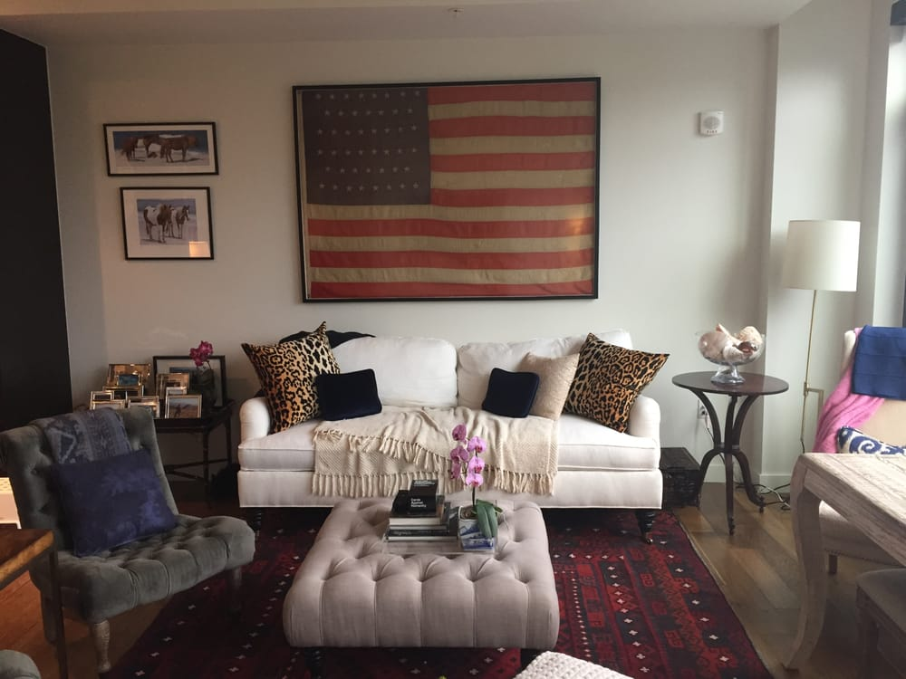 My antique American flag framed by Beverly at Frame of Mind. - Yelp