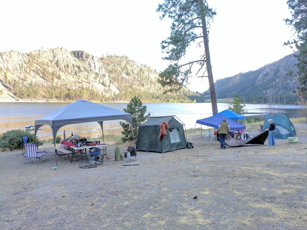 Alta Lake State Park: 1B Otto Rd, Pateros, WA