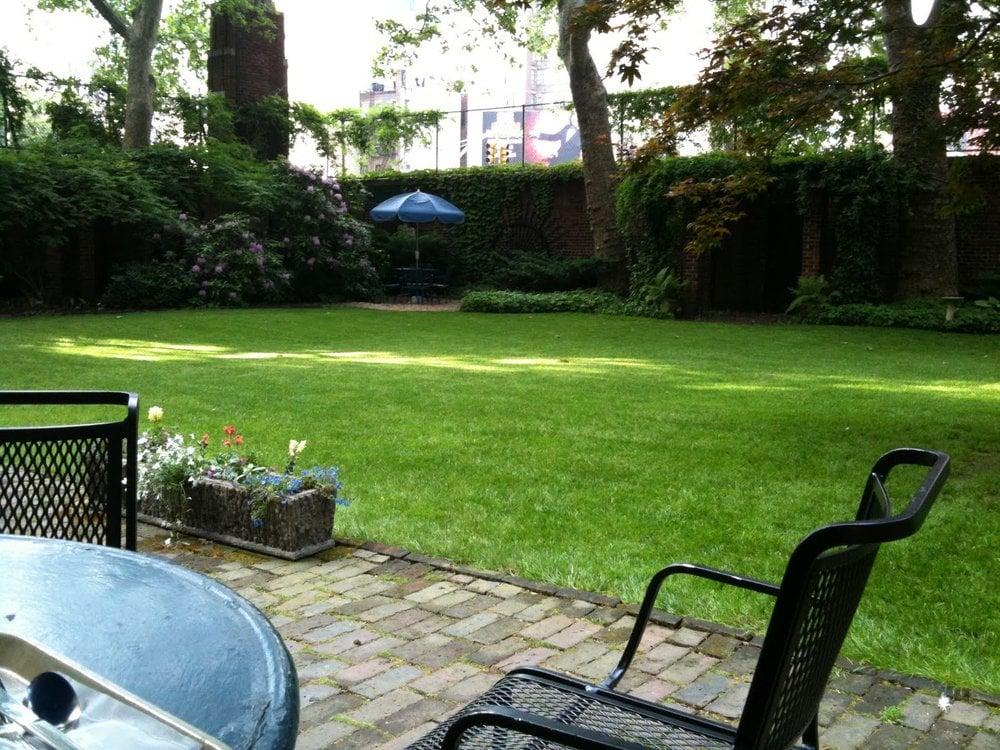 Rooms: The Backyard Garden