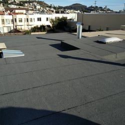Marvelous Photo Of Westech Roofing Company   San Francisco, CA, United States.  Residential Flat