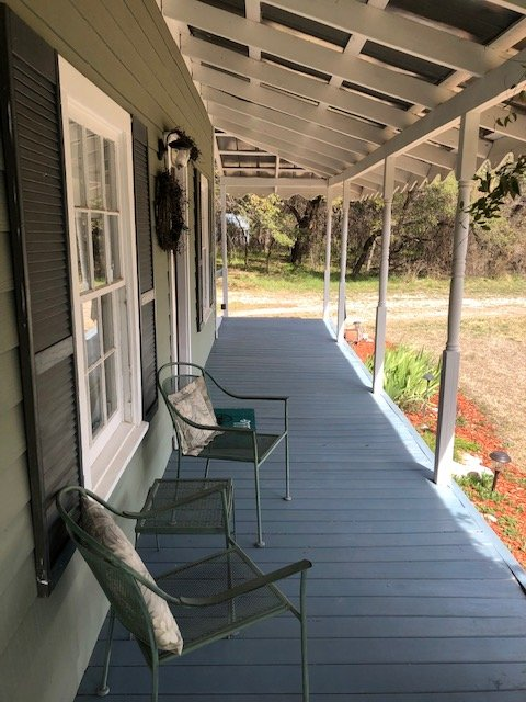 ConchoChristoval River Retreat and B&B: 5178 Cralle Rd, Christoval, TX
