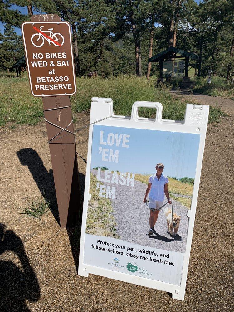 Betasso Preserve: Betasso Rd, Boulder, CO