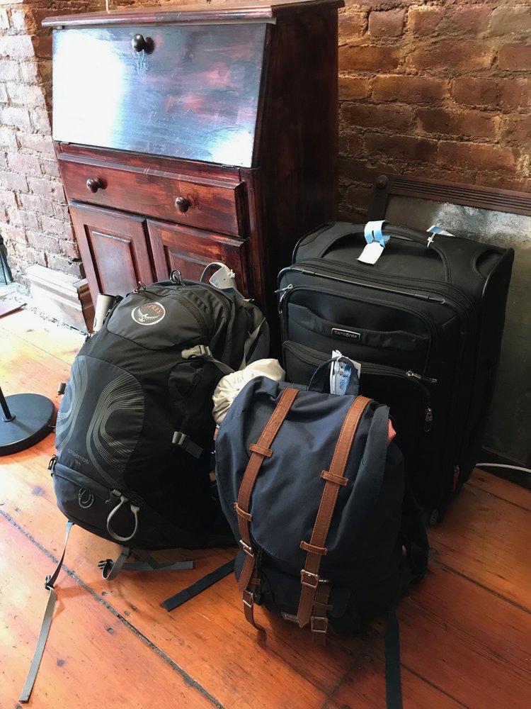 Bounce Luggage Storage: 47 Avenue A, New York, NY