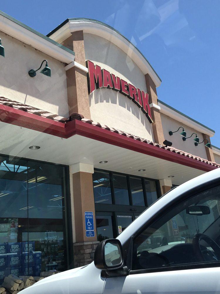 Maverick Country Store: 460 N State St, La Verkin, UT