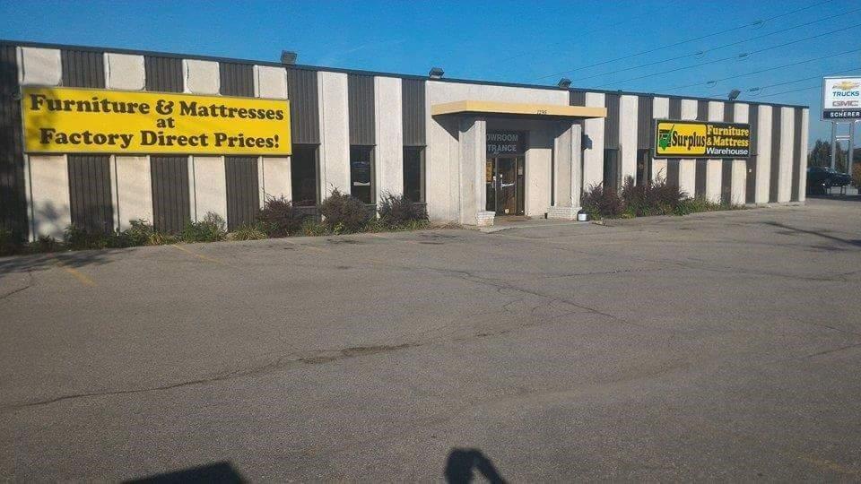 Surplus Furniture & Mattress
