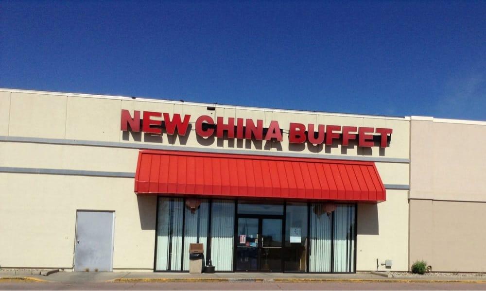 New China Buffet: 1801 N Main St, Mitchell, SD
