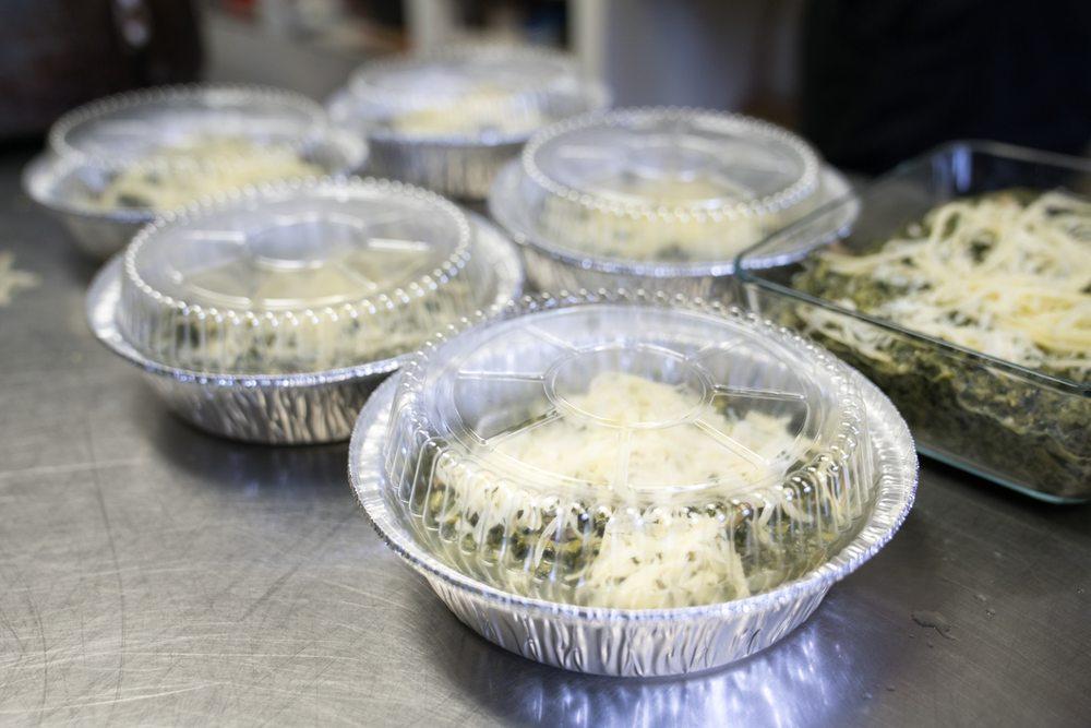 Manca's Catering: 2233 108th Ave SE, Bellevue, WA