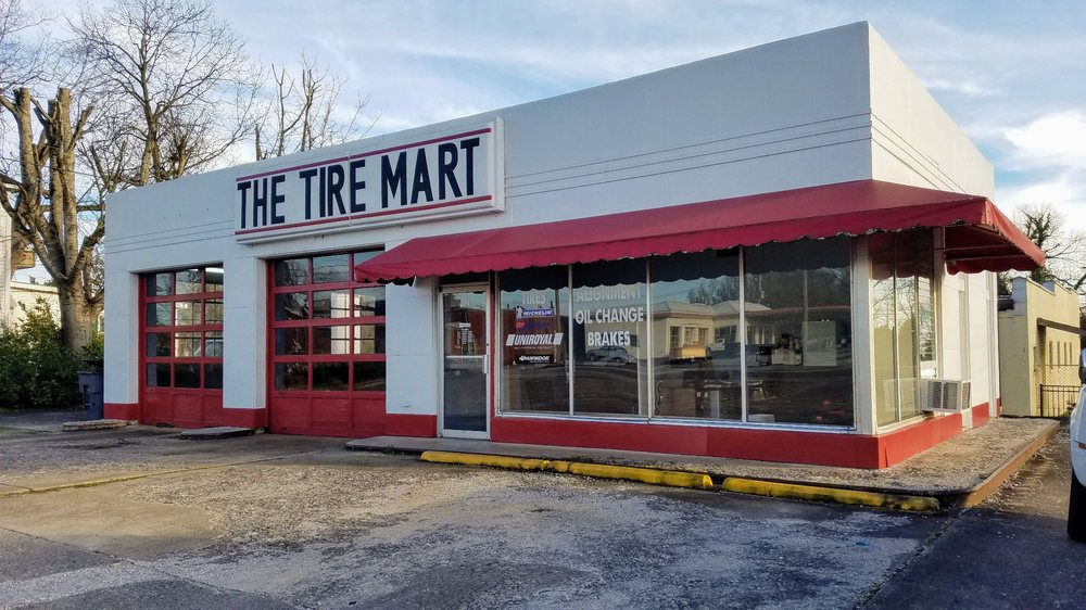 Tire Mart: 371 W Main St, Mc Minnville, TN
