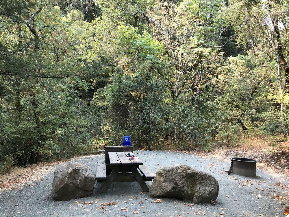 Bothe-Napa Valley State Park: 3801 St Helena Hwy N, Calistoga, CA