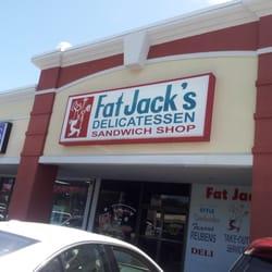 Fat Jack's Deli & Pub logo
