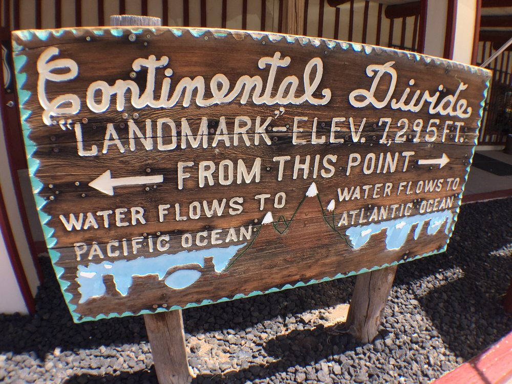 Continental Divide Giftshop: 122 Continental Divide R, Continental Divide, NM