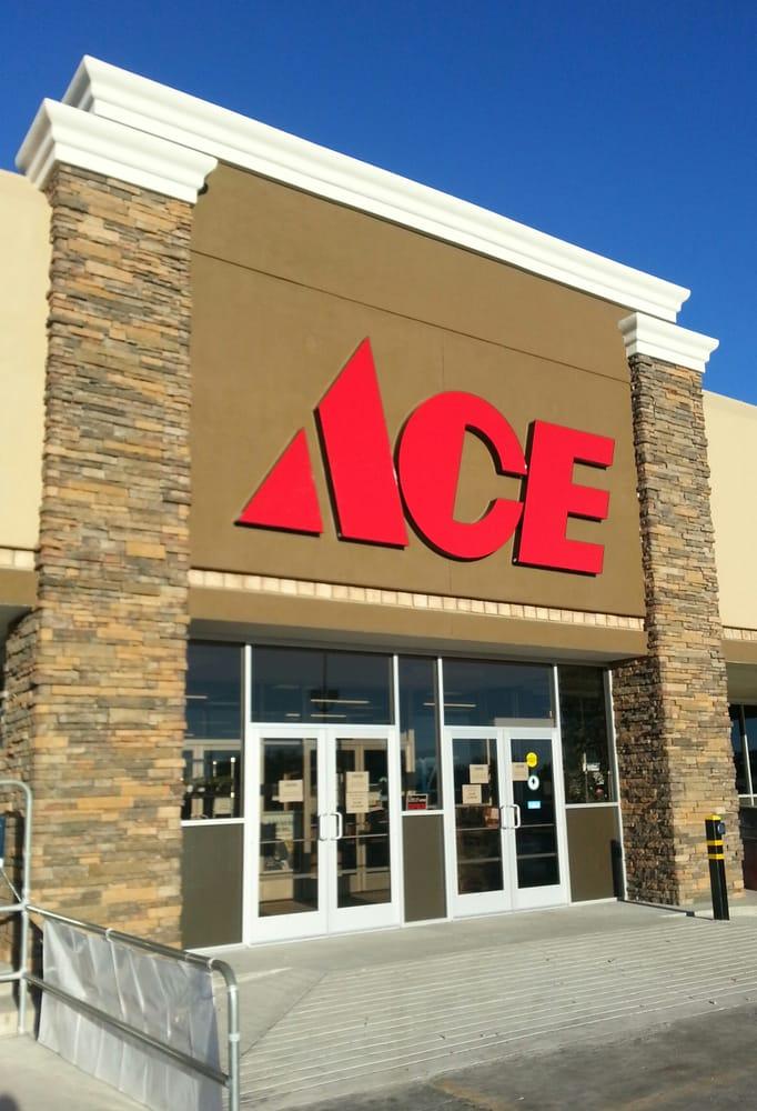 Ace Hardware & Home Center: 1300 S Avenue D, Portales, NM