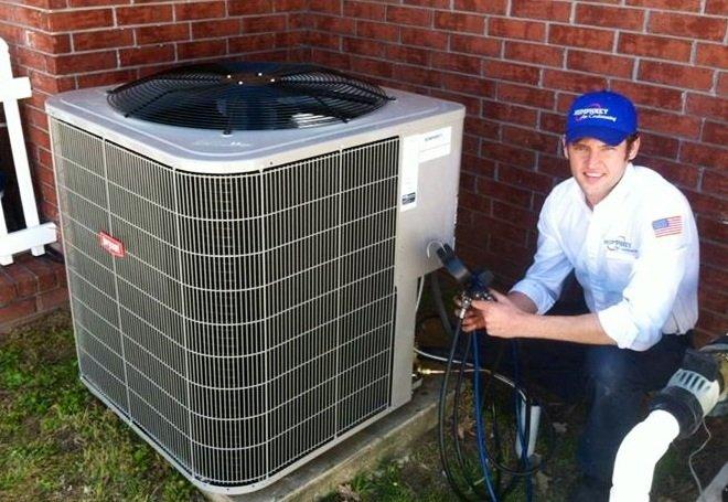 Humphrey Air Conditioning: 3707 FM250, Hughes Springs, TX
