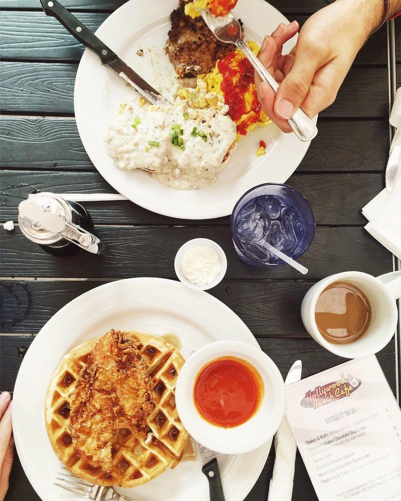 Hollywood Beach Cafe: 117 Los Altos St, Oxnard, CA