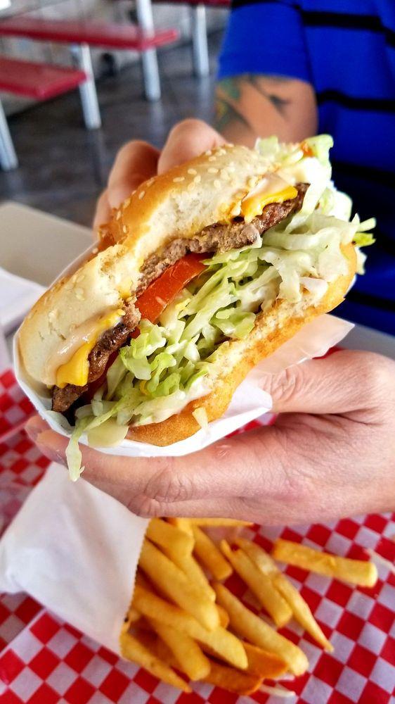 Volcano Burgers