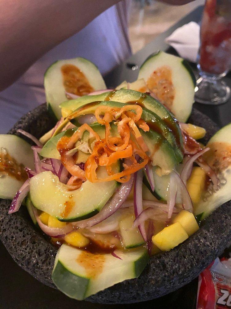 BarraCruda Seafood And Grill: 498 W El Dorado Pkwy, Little Elm, TX