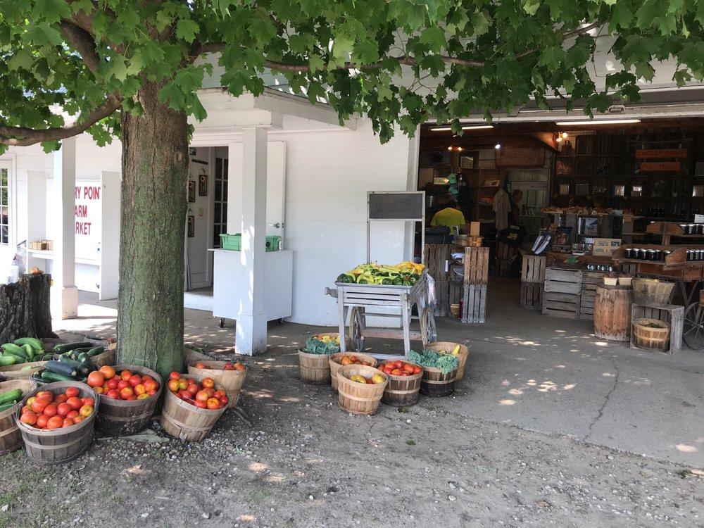 Cherry Point Farm & Market: 9600 West Buchanan Rd, Shelby, MI