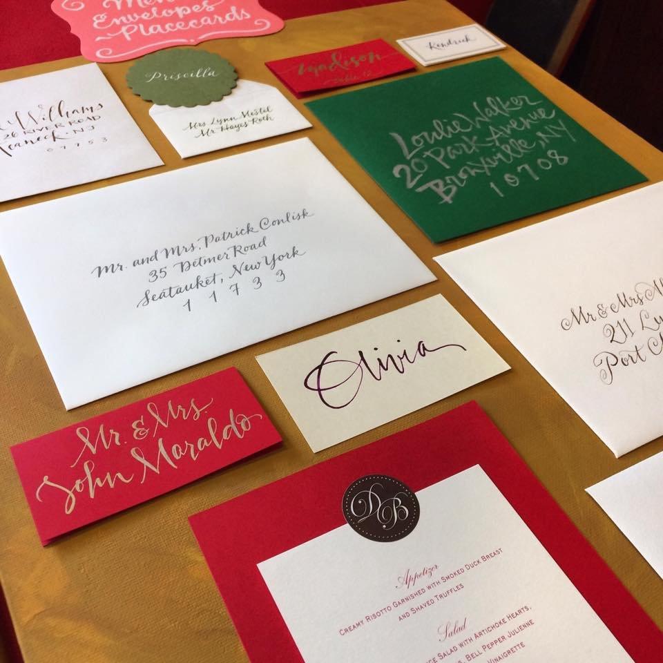 Genevieve Cerasoli Design & Lettering - 18 Photos - Calligraphy ...