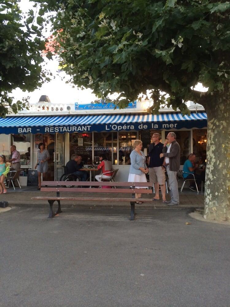 Carte Du Restaurant L Op Ef Bf Bdra Restaurant