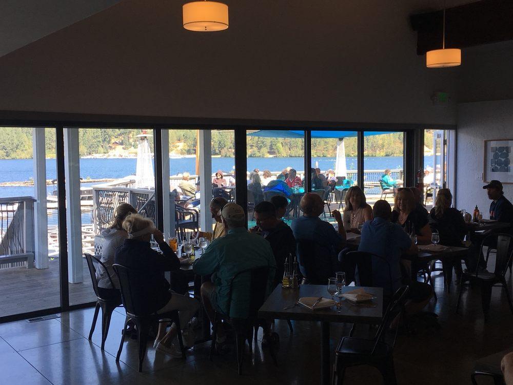 Carlin Bay Resort Bar & Grill: 33917 S Hwy 97, Harrison, ID