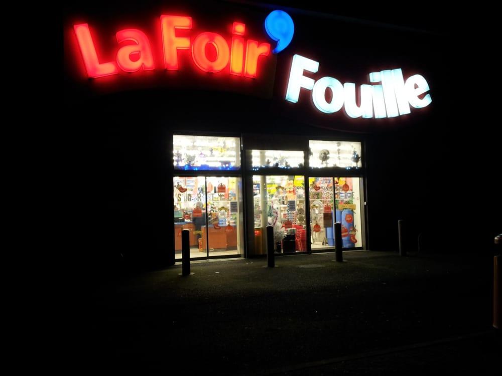 La foir fouille home decor boulevard ali nor d 39 aquitaine bacalan bordeaux france phone - Rideau la foir fouille ...