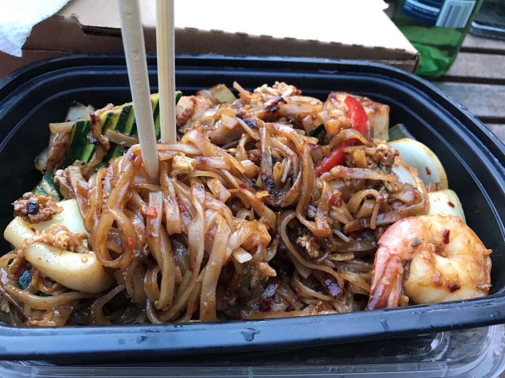 Food from Thai 999 Express