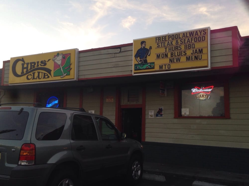 Chris's Club: 656 Benicia Rd, Vallejo, CA