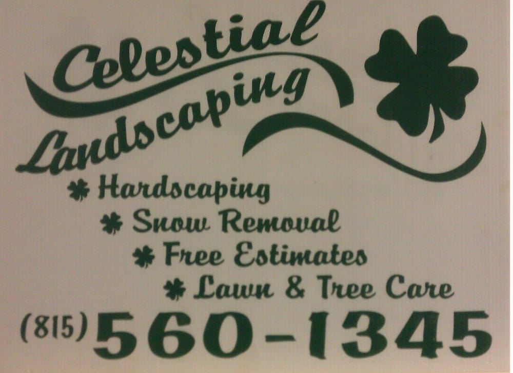 Celestial Landscaping: 9310 Rte 176, Crystal Lake, IL